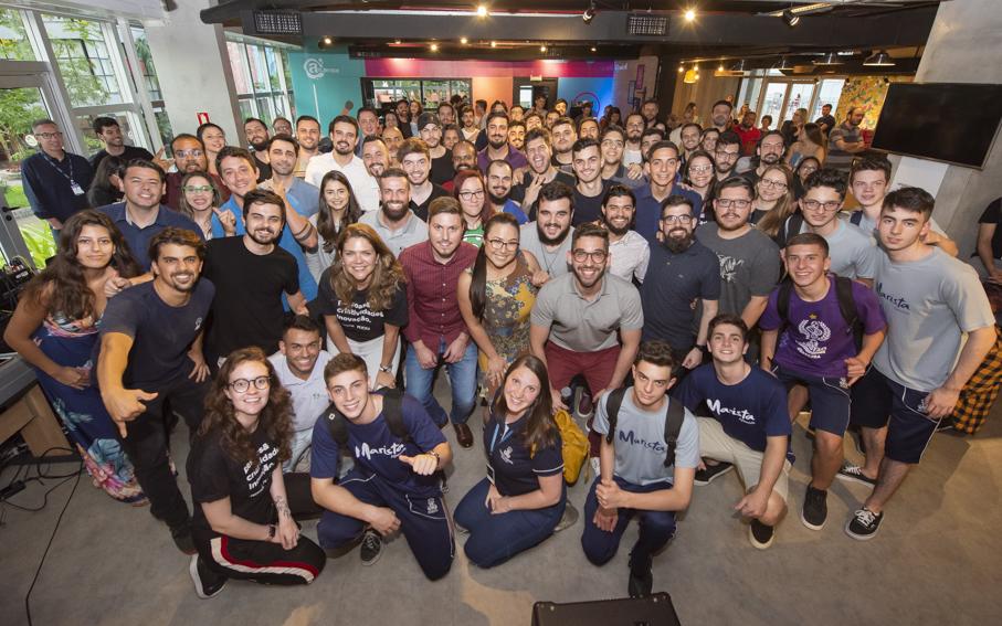 pitch day, startup garagem, idear, tecnopuc