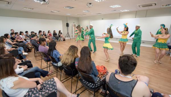 Estudantes do Chile participam da primeira edição internacional do Pré-Grad+
