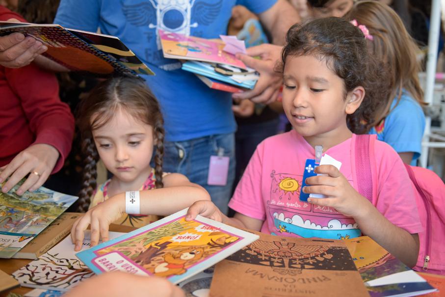 Feira do Livro Infantil, HSL, Hospital São Lucas