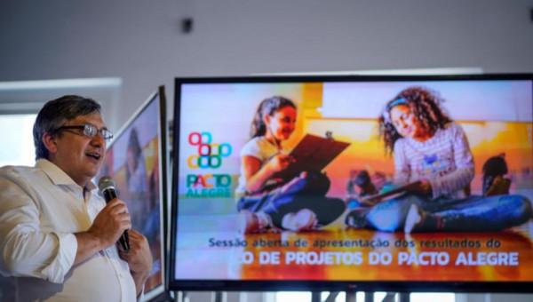 Pacto Alegre mostra as primeiras entregas para transformar a Capital