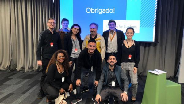 Vencedores do Torneio Empreendedor conhecem sede do Google em São Paulo