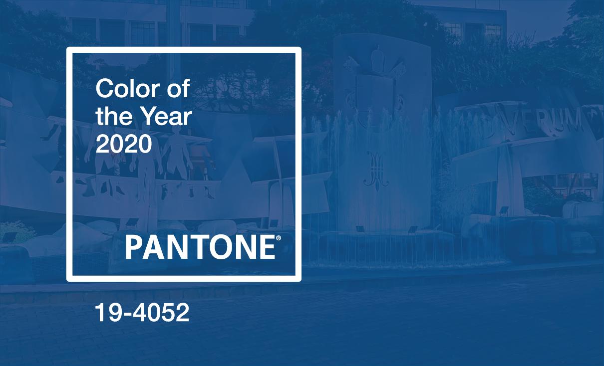 Azul da PUCRS faz parte da paleta da cor do Ano da Pantone - Confira a importância do Azul Clássico e o que isso significa para o mercado