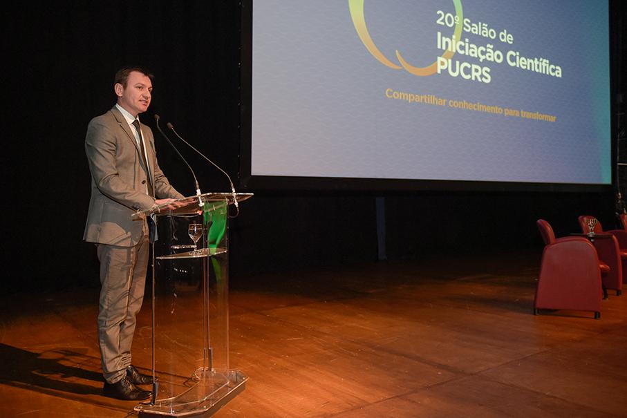 Em 2019, 737 alunos integraram o programa de IC / Foto: Bruno Todeschini