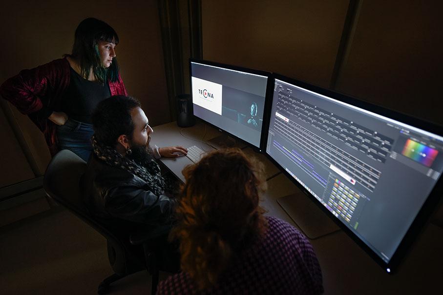 tecna,produção audiovisual