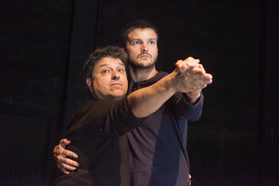 tango para homens velhos, peça, teatro, GTU, Grupo de Teatro Universitário da PUCRS, Altair Martins, Charles D'Allagnol, Gisela Rodriguez