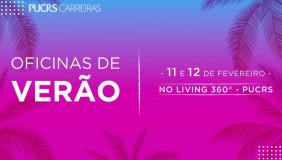 PUCRS Carreiras promove oficinas solidárias de verão
