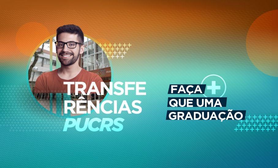 PUCRS oferece mais de 2 mil vagas para bolsas, créditos e descontos - Estude em uma das melhores universidades do país e faça mais do que uma graduação