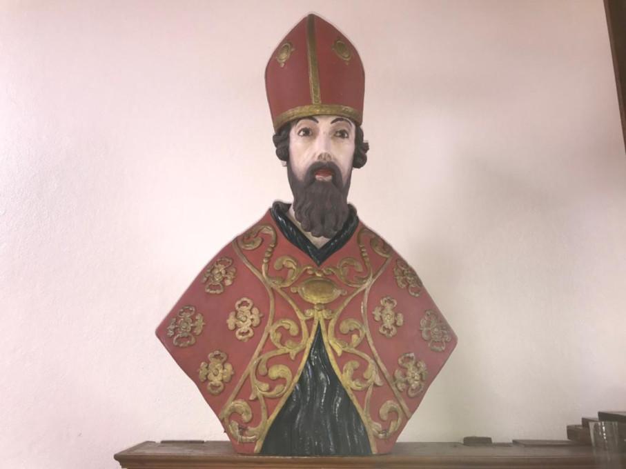 escultura sacra, São Martinho