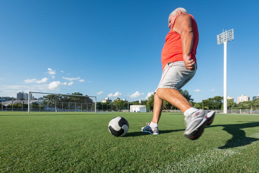 Exercício físico terceira idade