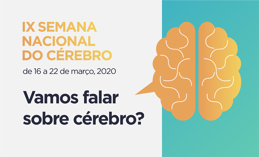 semana do cerebro, inscer, instituto do cérebro, neurociência