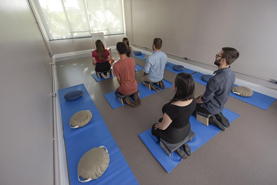 Meditação, prática, Pastoral