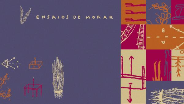 Thays Prado e Saskia fecham a série Ensaios de Morar