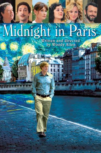 Meia Noite em Paris (2011), de Woody Allen