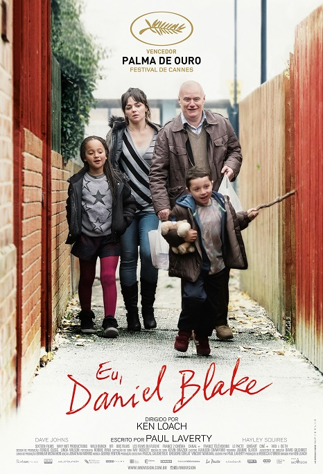 Eu, Daniel Blake (2016), de Ken Loach