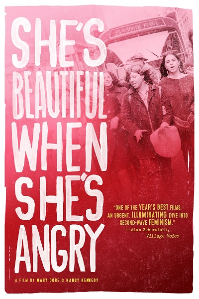 She's beautiful when she's angry (2014), de Mary Dore