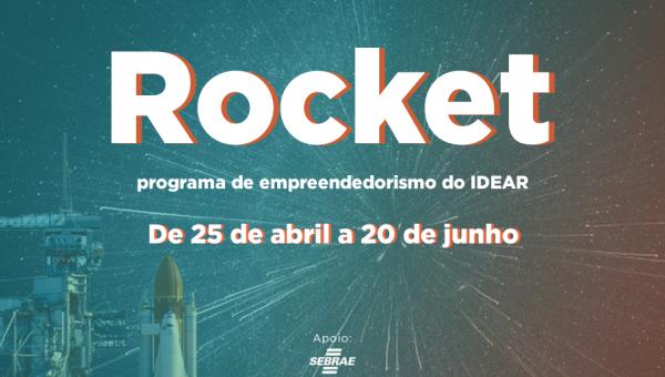 Programa Rocket é lançado em modelo online com novidades