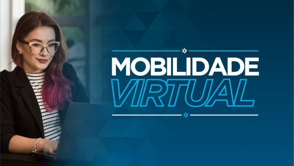 Curse disciplinas em universidades do exterior na mobilidade virtual