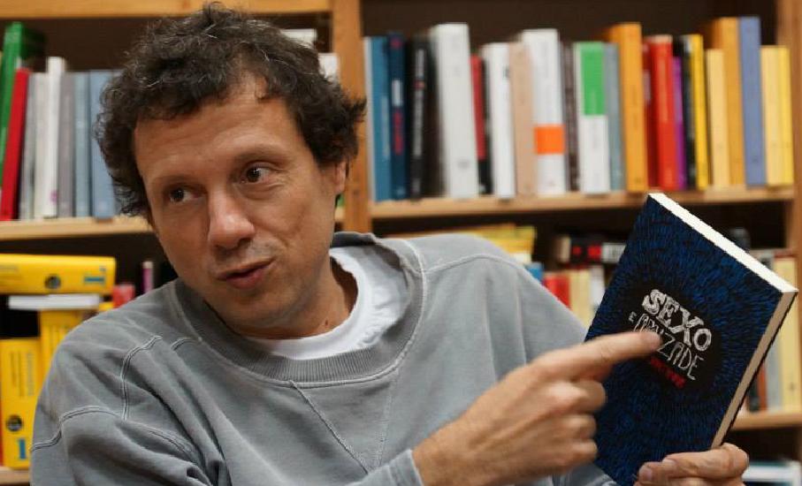 Live de Cabeceira, literatura, André Sant'Anna