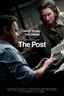 The Post, a Guerra Secreta (2017), de Steven Spielberg