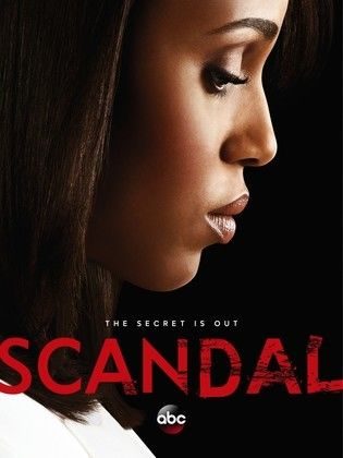 Scandal (2012), de Shonda Rhimes
