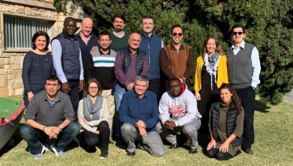 PUCRS participa da criação de Rede Global de Escolas Maristas