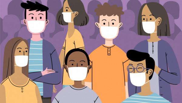 5 dicas: como usar a máscara de pano corretamente