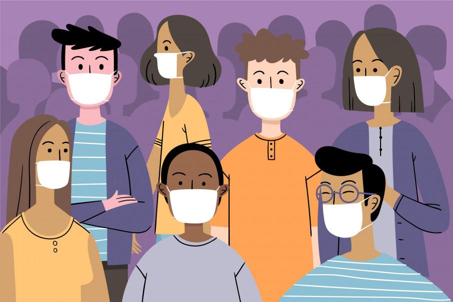máscaras, uso de máscara, coronavírus