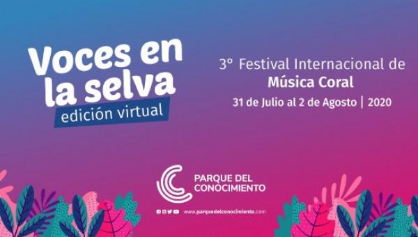 De forma virtual, Coral da PUCRS participa de festival internacional neste sábado