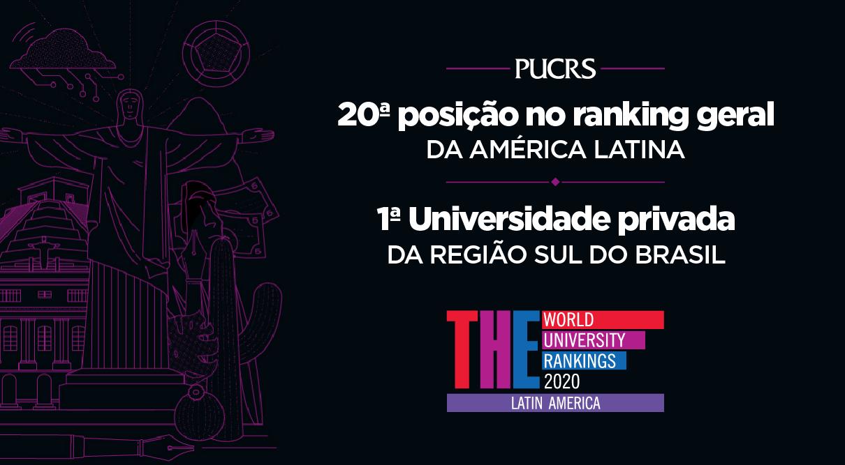 THE 2020 - University Rankings - Peças_Notícia e Agenda