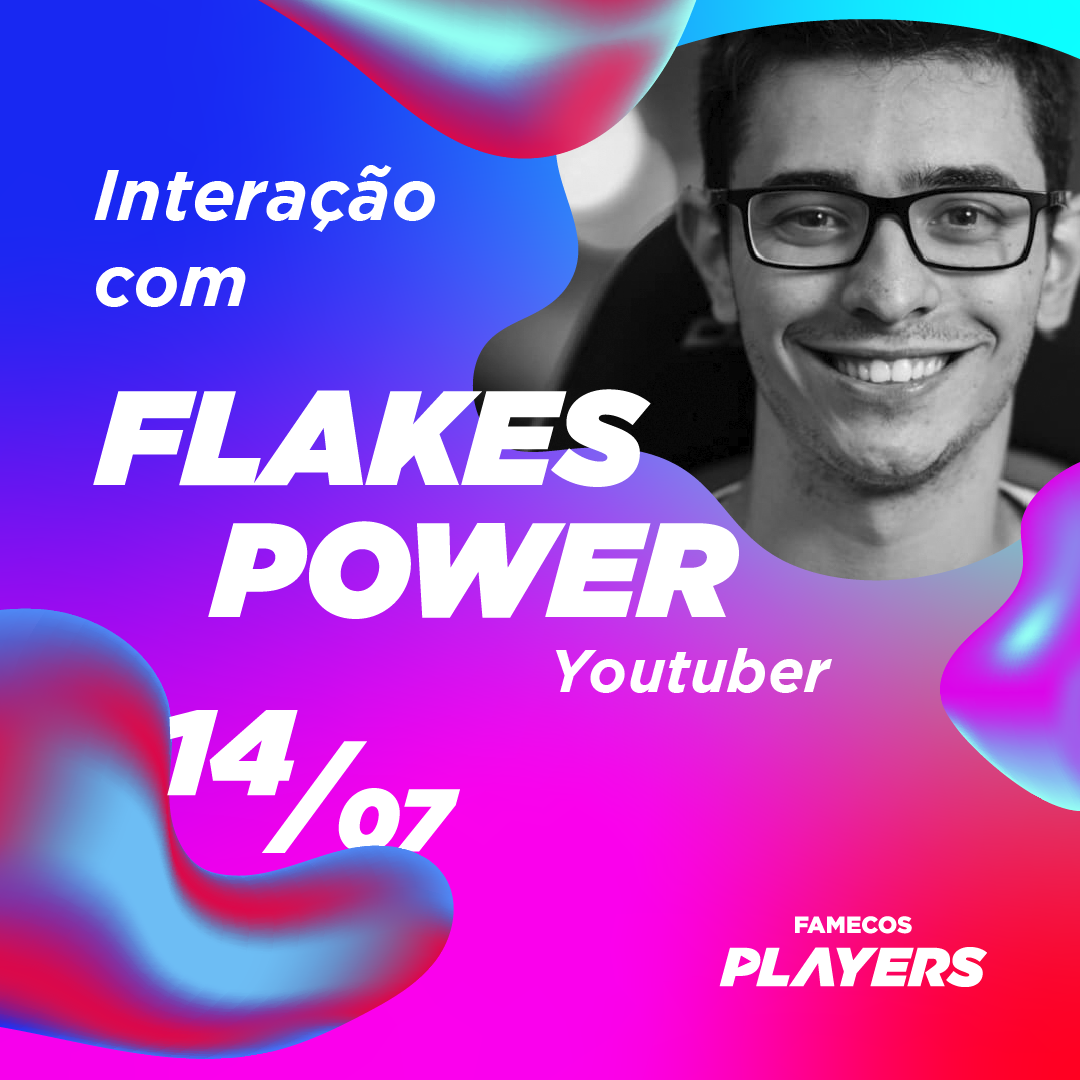 Famecos Players, games, Flakes Power