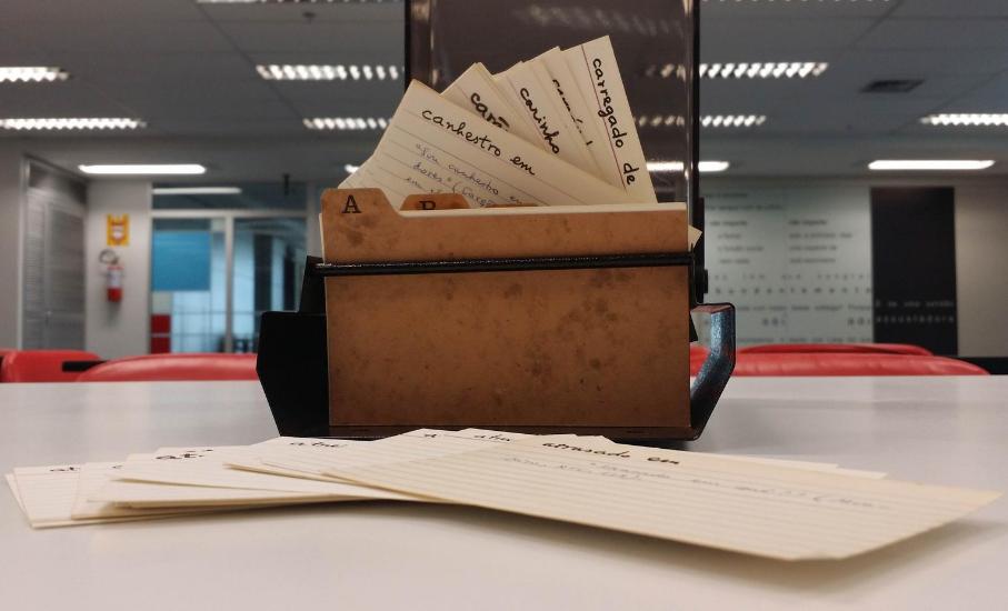 Dia do Patrimônio Histórico Nacional: aprender com o passado é construir o futuro - Acervo do Delfos reúne obras e documentos que guardam diferentes memórias e permite o ensino sobre o que um dia a humanidade foi