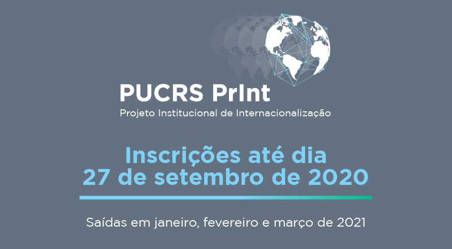 pucrs print,print,internacionalização,bolsa,editais