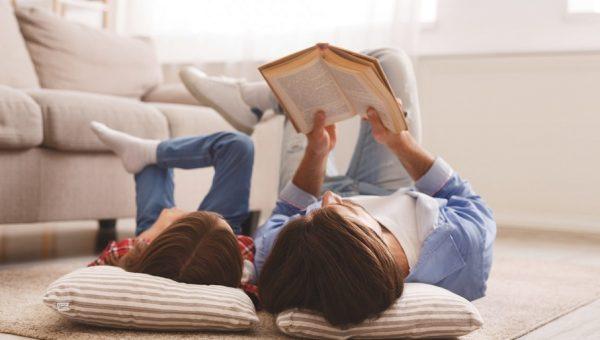 Leitura na infância auxilia o desenvolvimentocognitivo esocioemocional