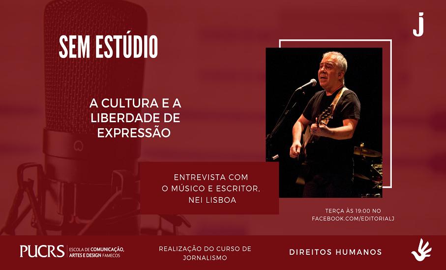 Neil Lisboa, Sem Estúdio, Editorial J, Famecos