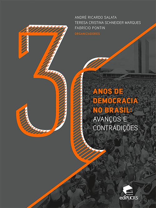 30 anos de democracia - livro edipucrs