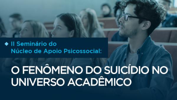 Evento debate o que a ciência tem a dizer sobre o suicídio