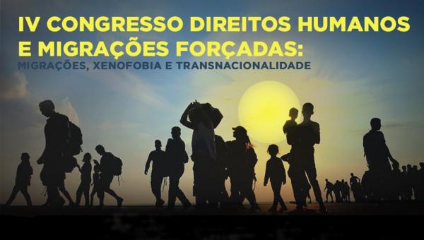 Congresso online da Escola de Direito debaterá Direitos Humanos e as migrações forçadas