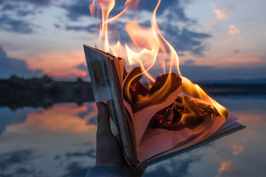 instituto de cultura,livros,livros para salvar do fogo,literatura