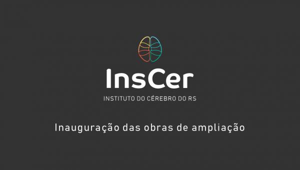 InsCer inaugura obras de ampliação no dia 9 de novembro