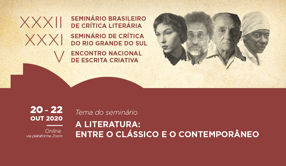 Seminário Brasileiro da Crítica Literária, Escola de Humanidades, PPG Letras