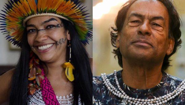 Série Ato Criativo recebe o líder indígena Ailton Krenak e escritora Vãngri Kaingáng