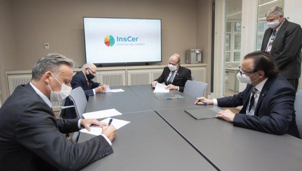 InsCer faz parceria para a distribuição de radiofármacos