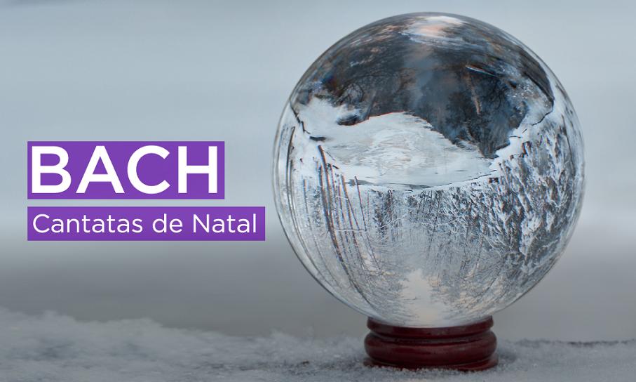 cantatas Natal, bach, concerto