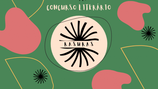 Concurso Literário Rasuras divulga a lista de finalistas