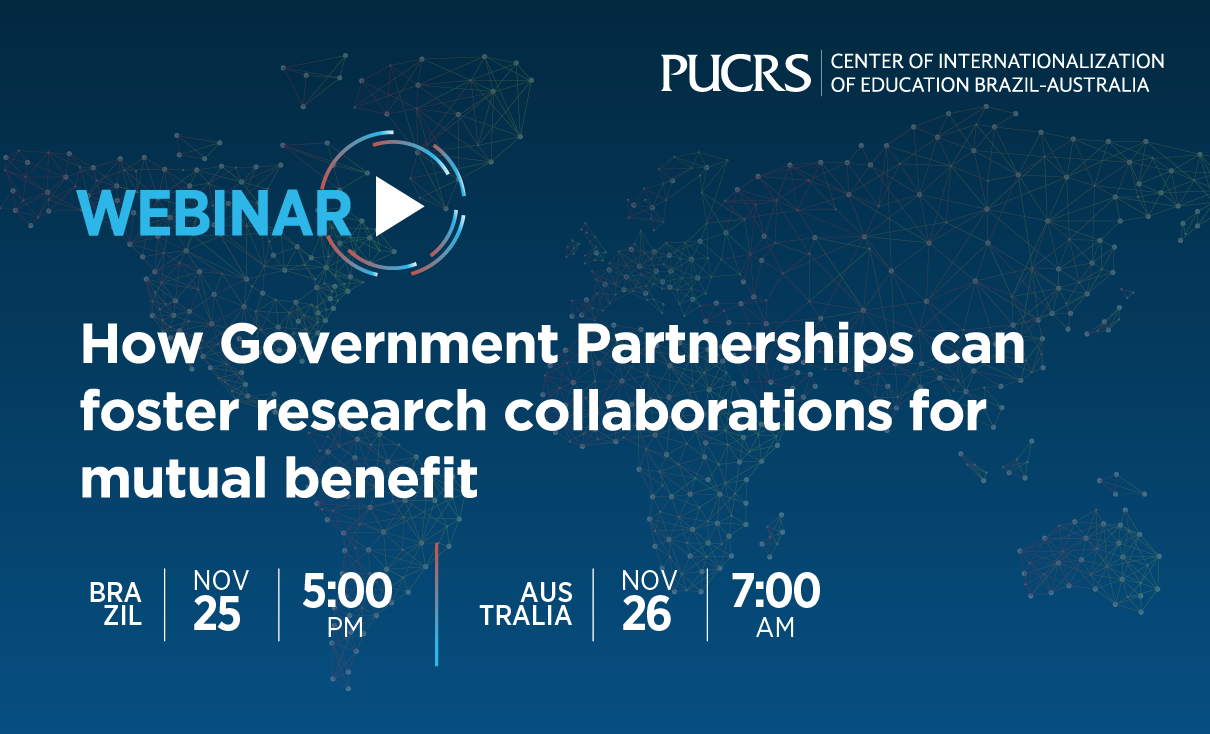 How Government partnerships can foster research collaborations for mutual benefit