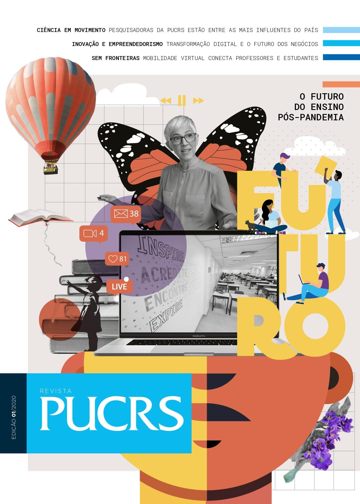 capa Revista PUCRS 192