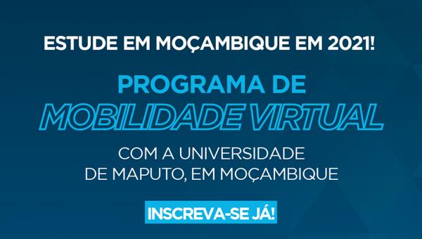 Participe da mobilidade virtual e estude em dois continentes ao mesmo tempo