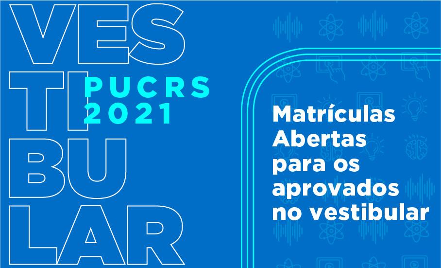 Vestibular PUCRS 2021