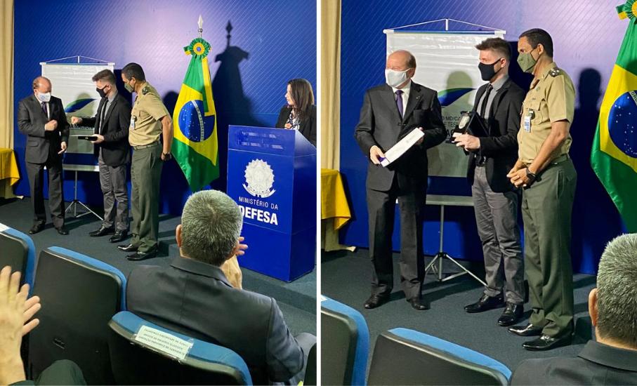 Doutor pela PUCRS vence Prêmio Tiradentes da Capes de melhor tese