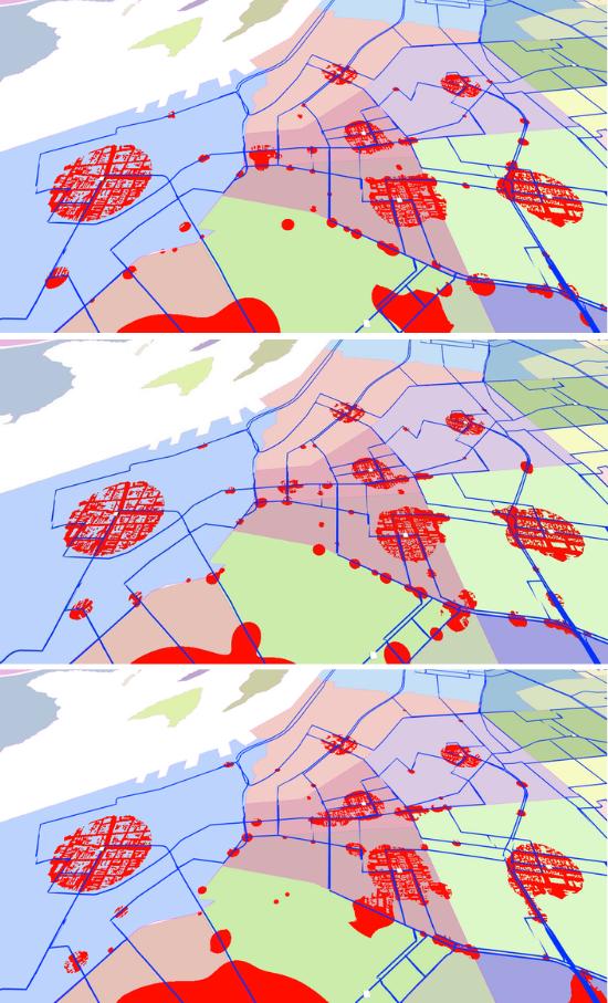 Plataforma simula movimento populacional durante a pandemia